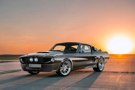 Si hubiera que reinventar el Ford Mustang, sería este Shelby GT500CR Carbon Edition de 810 CV y carrocería en fibra de carbono