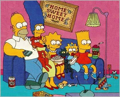 Tres temporadas más para Los Simpson