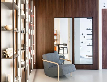 Lullaby, un sillón como un homenaje exquisito y funcional al movimiento Bauhaus