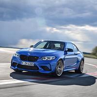El brutal BMW M2 CS ya tiene precio: un coche radical de 450 CV más caro que un BMW M4