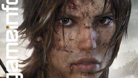Primera imagen del próximo trabajo de Lara Croft
