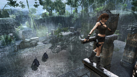 'Tomb Raider: Underworld' nuevo trailer y capturas de la versión para Wii
