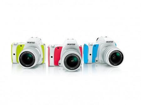 Pentax KS-1 Sweets Collection, porque nuestras cámaras también pueden estar a la moda