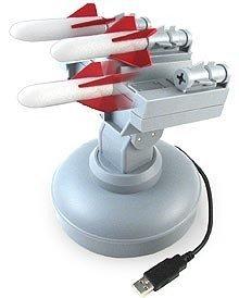 Lanzador de misiles USB