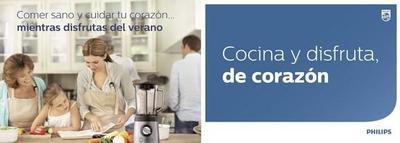 """Hoy comienza la ruta """"Cocina y disfruta"""" de Philips, con actividades gratuitas en siete playas"""