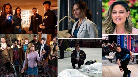 Upfronts 2021: tráileres del regreso de 'CSI: Vegas', el remake de 'Fantasmas' y otras nuevas series de CBS
