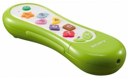 Sony RM-KZ1, un mando a distancia para los más pequeños