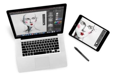 """Astropad, si tienes un iPad ya tienes tu propia """"Cintiq de Wacom"""""""