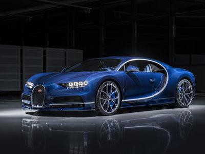 250 personas ya han encargado su Bugatti Chiron sin tan siquiera haberlo probado
