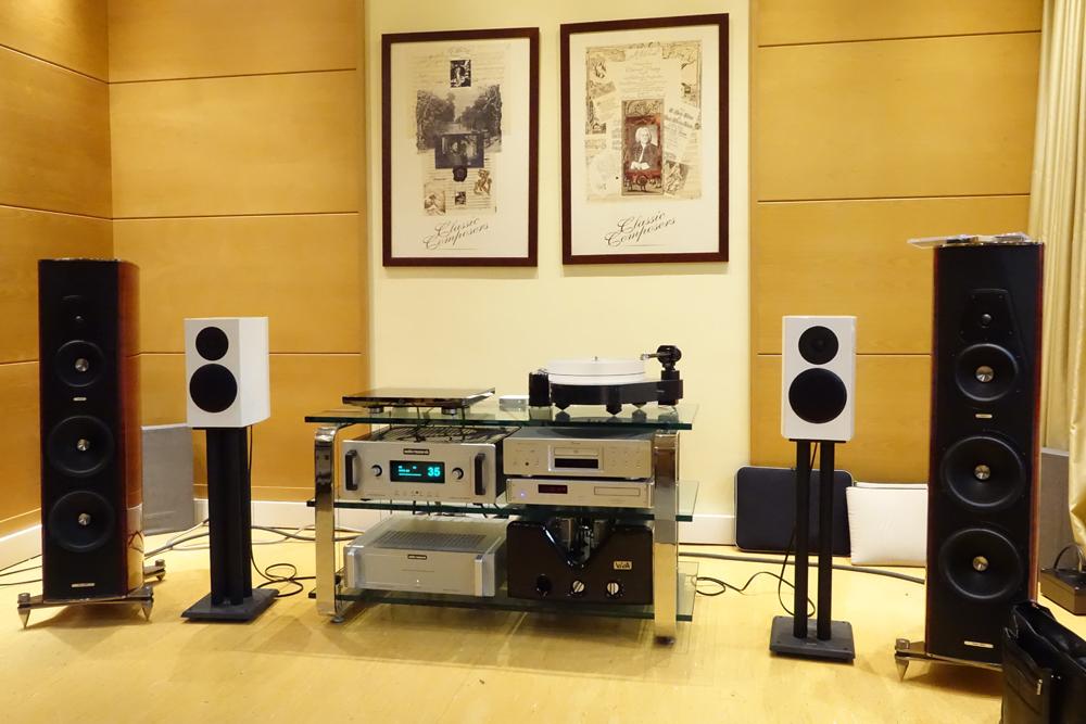 Foto de Equipos HiFi Audio Research y Sonus Faber / Devialet y Atohm (6/8)