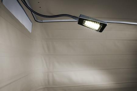 Mercedes Marco Polo luces LED Westfalia