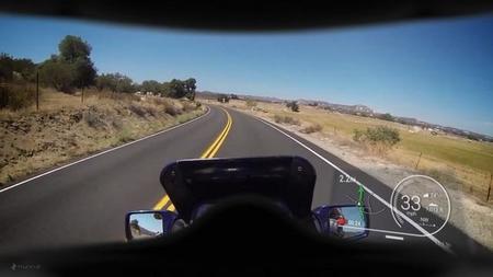 Nuviz Ride: toda la información a la vista en nuestro casco de moto