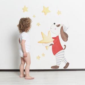 Da un toque de magia en la habitación infantil con estos preciosos vinilos