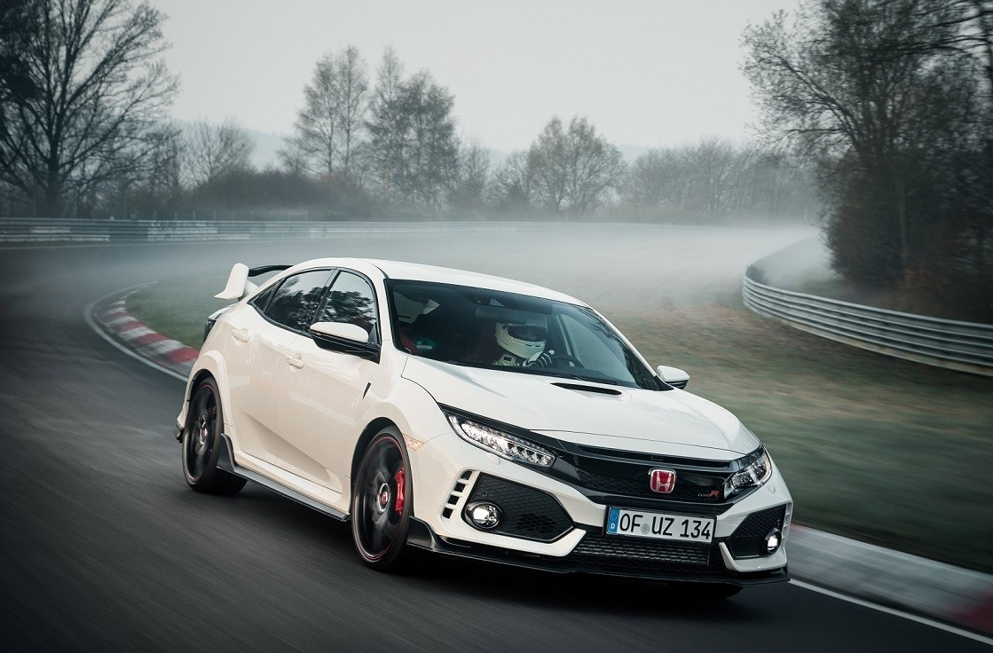 Foto de Honda Civic Type R (6/15)