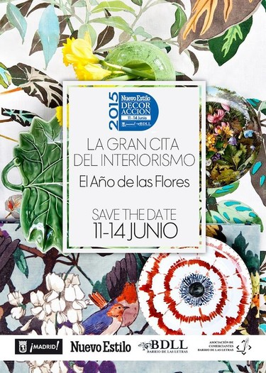 El planazo decorativo del finde: DecorAcción 2015 en Madrid