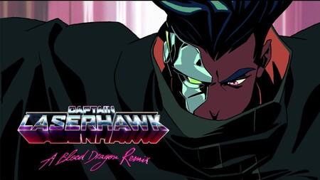 Años 80 y animación loquísima: así es Captain Laserhawk, la serie para Netflix basada en la estética de Far Cry 3: Blood Dragon