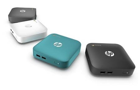 Chromebox de HP