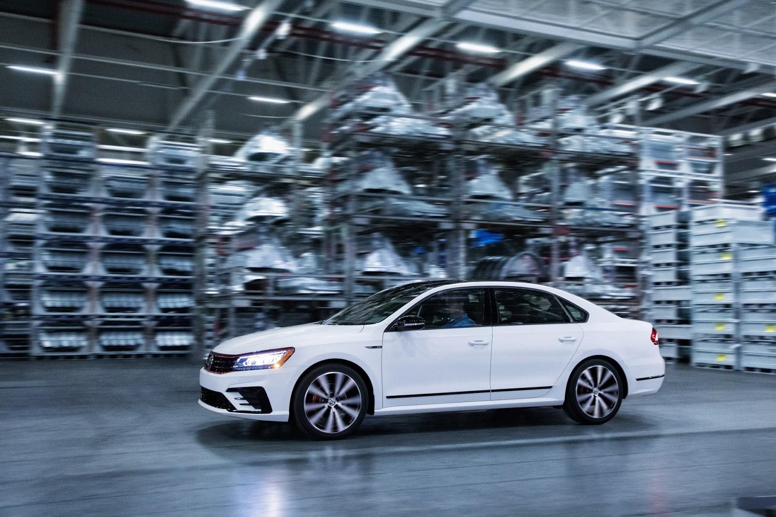 Foto de Volkswagen Passat GT (7/21)