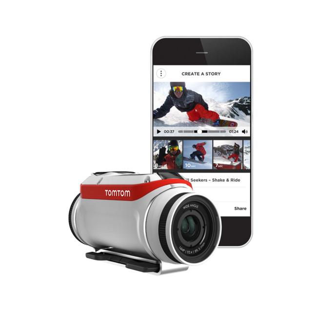 TomTom se abre a más mercados y va a por GoPro