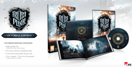 Frostpunk Victorian Edition