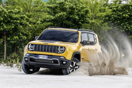 El Jeep Renegade 2019 se pone al día con motores de 1.0 y 1.3 litros de hasta 180 hp