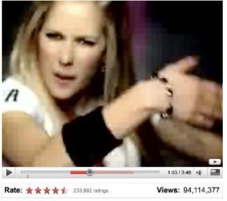 Los modelos de música en Internet y el caso Avril Lavigne