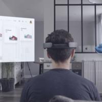 Este concepto del posible uso de la Realidad Mixta vía HoloLens nos encanta pero... aún está bastante lejano