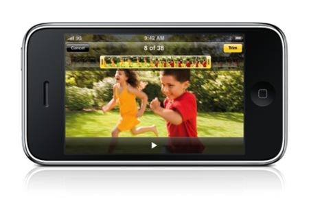 El iPhone 3G S tiene una pantalla oleofóbica [WWDC'09]
