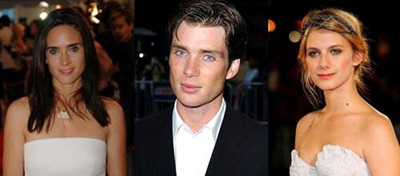 Jennifer Connelly y Cillian Murphy en la producción española 'Cry/Fly'