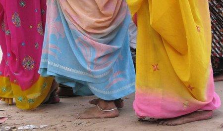Caminos de India: Barsana