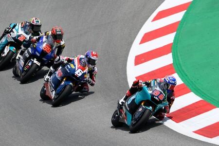 Dixon Roberts Cataluna Moto2 2021