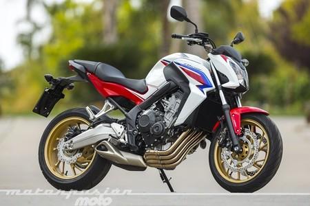 Honda CB650F, prueba (características y curiosidades)