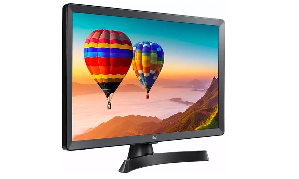 Monitor y smart TV todo en uno: la LG 24TN510S-PZ de 24 pulgadas nos sale en los Outlet Days de MediaMarkt por sólo 149 euros