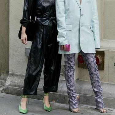 Las siete tendencias en pantalones que no faltarán en el armario de las chicas de moda este otoño-invierno 2020/2021