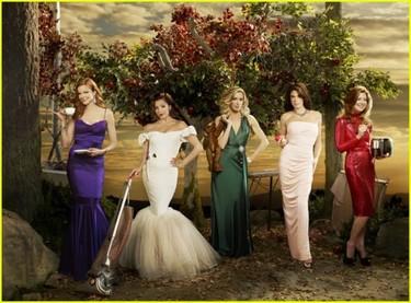 ¡Primeras imágenes de la nueva temporada de Desperate Housewives!