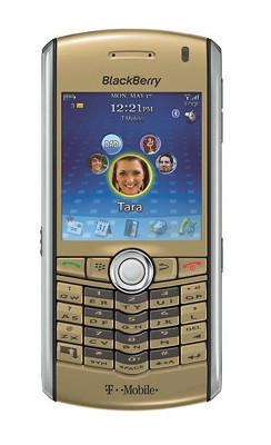 Blackberry Pearl en tres colores nuevos