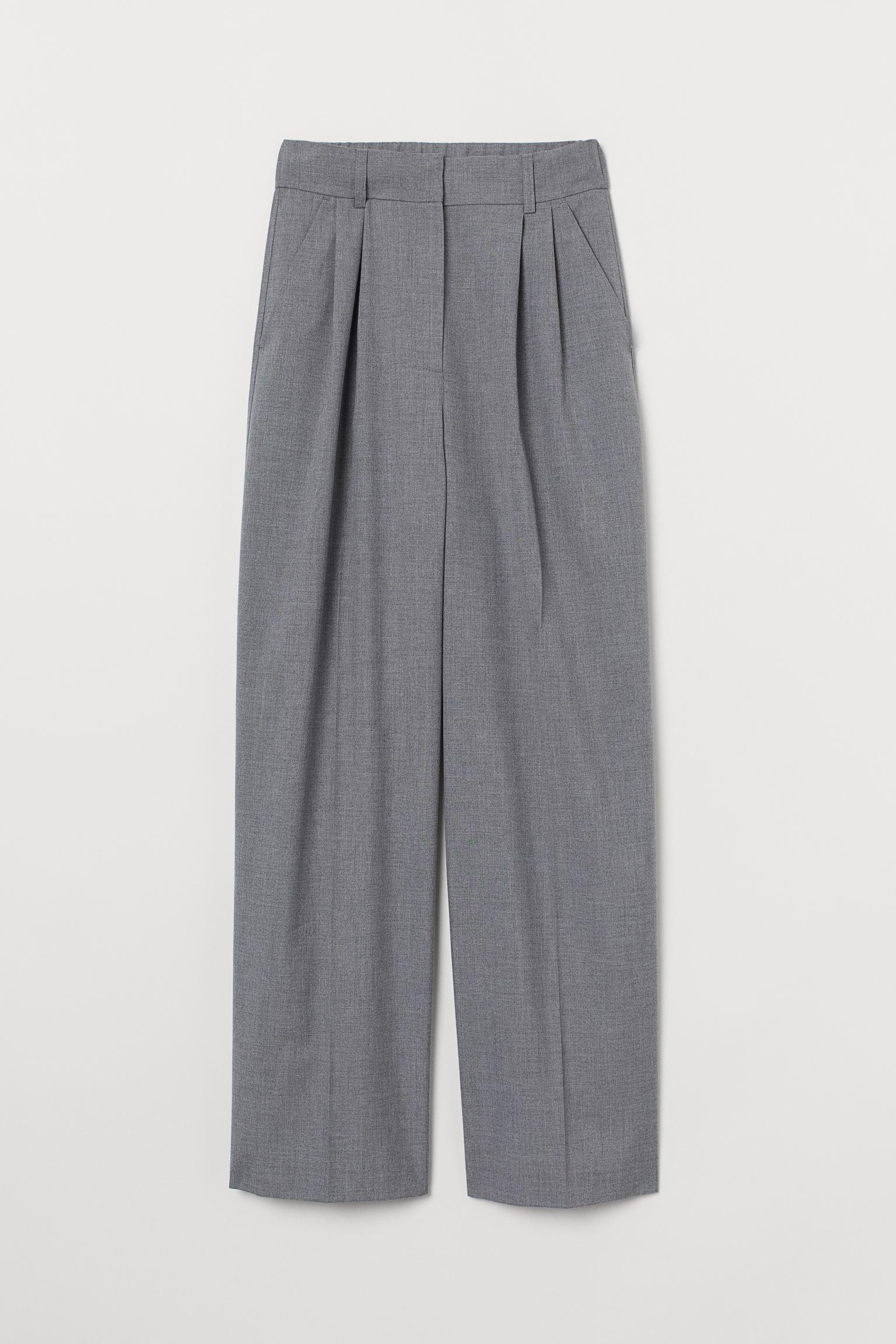 Pantalón amplio de vestir