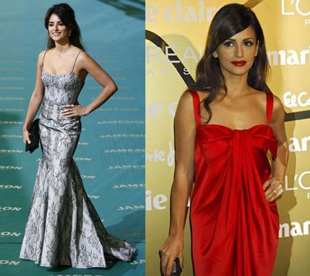 Quién os gusta más ¿Penélope Cruz o Mónica Cruz?