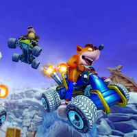 Así luce Crash Team Racing Nitro-Fueled en esta ronda de gameplays y en una comparativa con el juego original