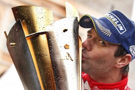 La semana después del Rally. Sébastien Loeb el nuevo príncipe de Mónaco