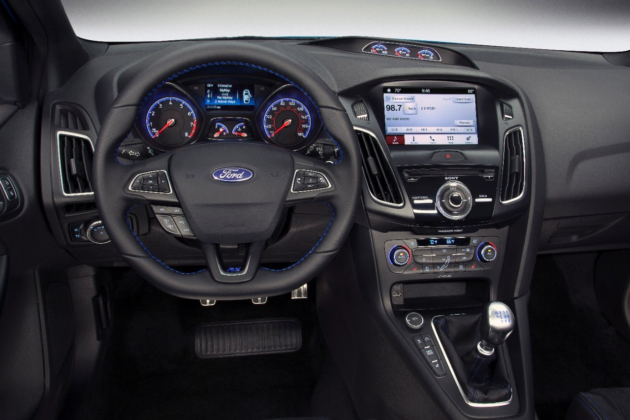 Foto de Ford Focus RS 2016 (6/15)