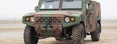 Esta bestia parda es un Kia, lo creas o no: se llama Light Tactical Vehicle y es el Humvee coreano