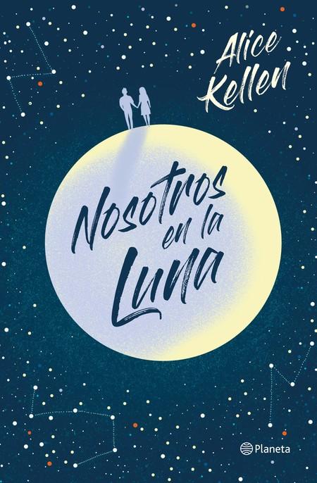 Portada Nosotros En La Luna Alice Kellen 201911261050