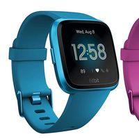 Hoy en Amazon, tienes 4 colores del smartwatch deportivo Fitbit Versa Lite rebajados a 139,90 euros