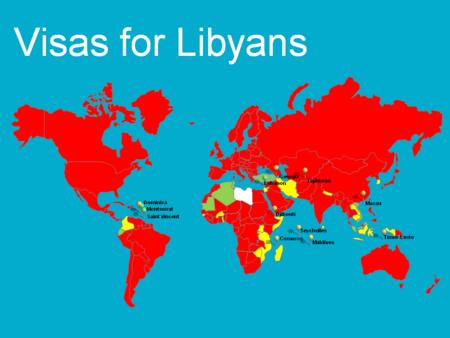 Libyan Visa