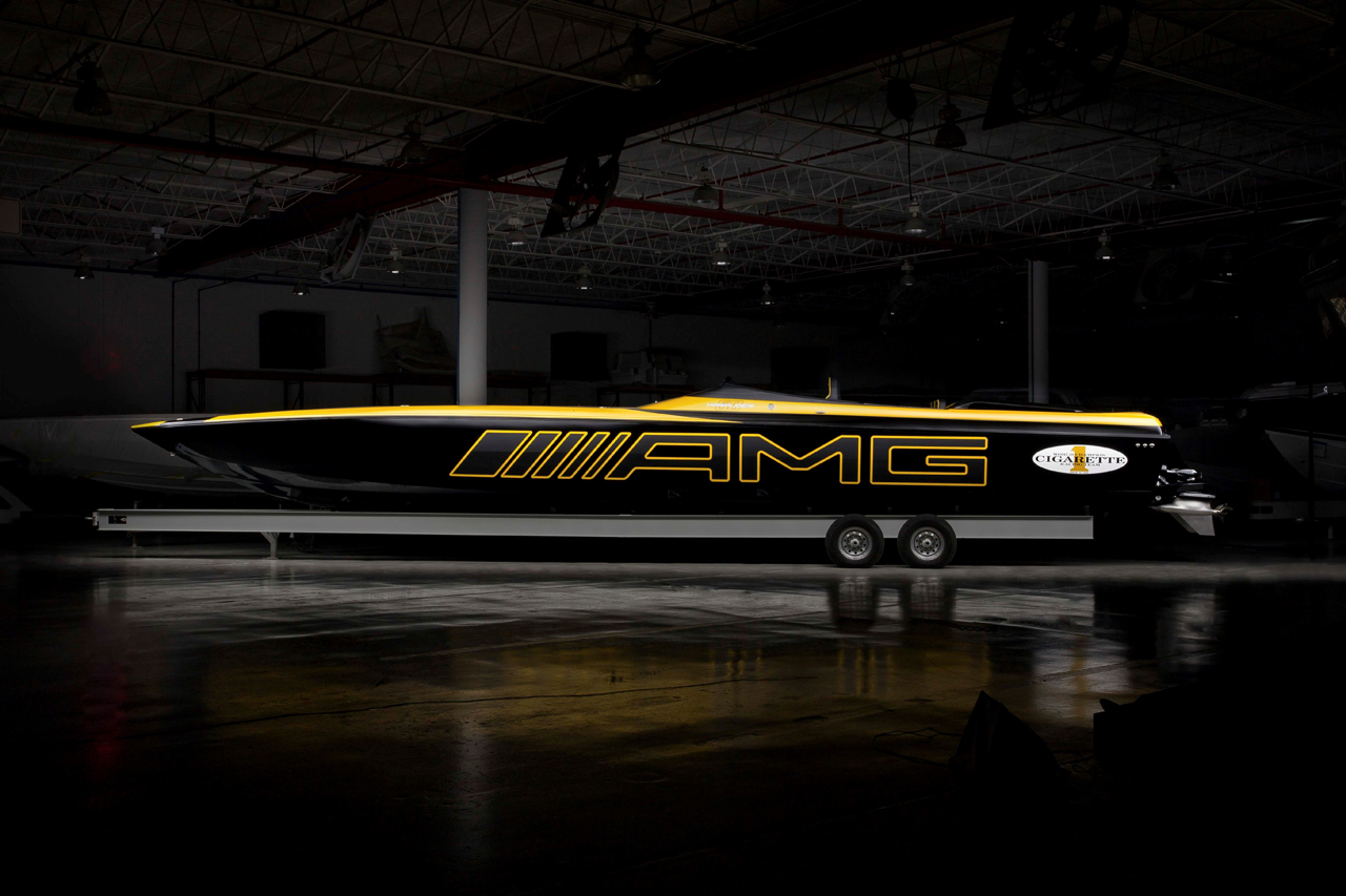 Foto de Cigarette Racing 50 Marauder GT S Concept (4/7)