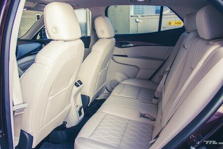Buick Envision Avenir 2021 Prueba De Manejo Opiniones Mexico 9