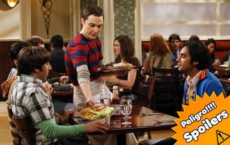 'The Big Bang Theory', con novias y a lo loco
