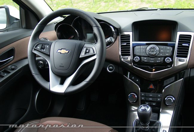 Chevrolet Cruze Station Wagon 25
