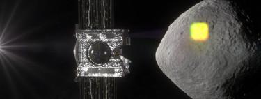 """OSIRIS-REx, la nave """"minera"""" de la NASA, ha llegado al asteroide Bennu: no es una roca cualquiera y nos traerá un pedacito"""